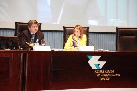 O rol do Tribunal de Contas Europeo no control dos fondos públicos da Unión Europea  - I Seminario Internacional sobre transparencia administrativa e protección dos intereses financeiros da U.E. na Eurorrexión Galicia-Norte de Portugal